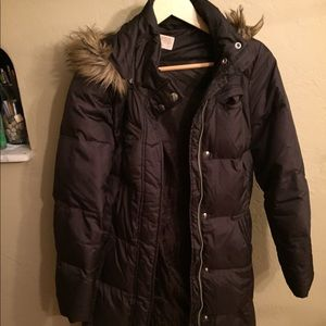 Michael Kors long down jacket
